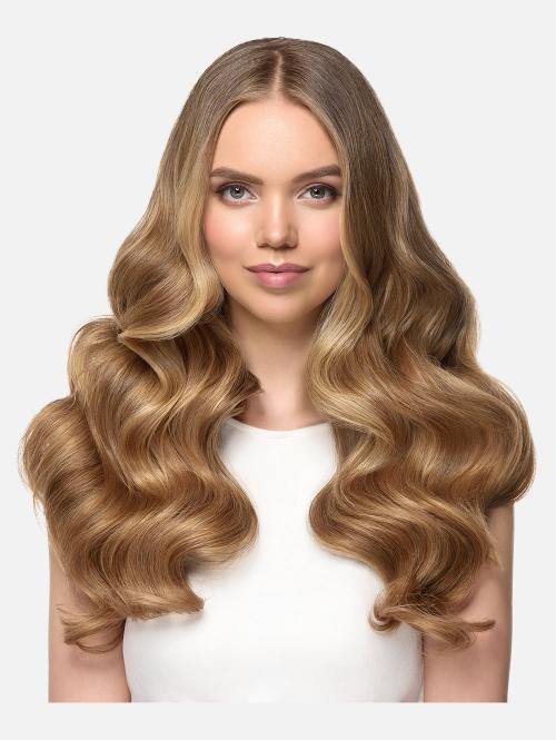 Clip-In Extensions Set LUXURY PLUS Original Seidenglatt