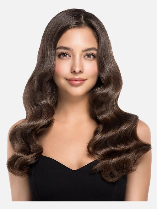Clip-In Extensions Set VOLUME Original Seidenglatt